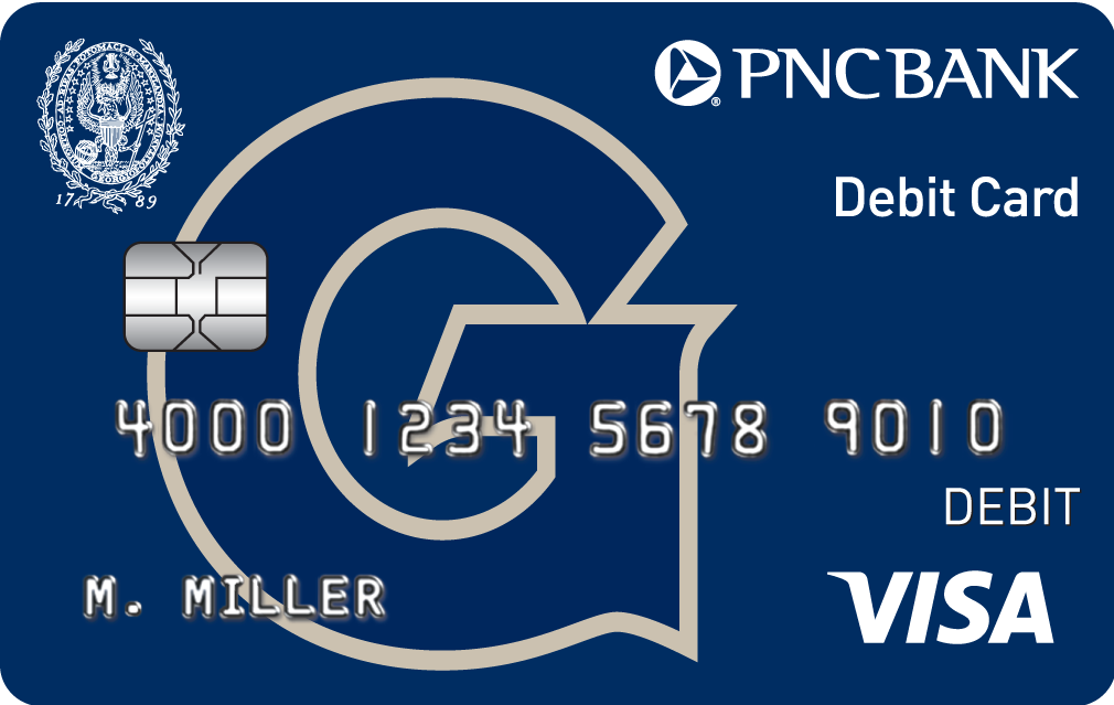 PNC Bank | Auxiliary Business Services | Georgetown University